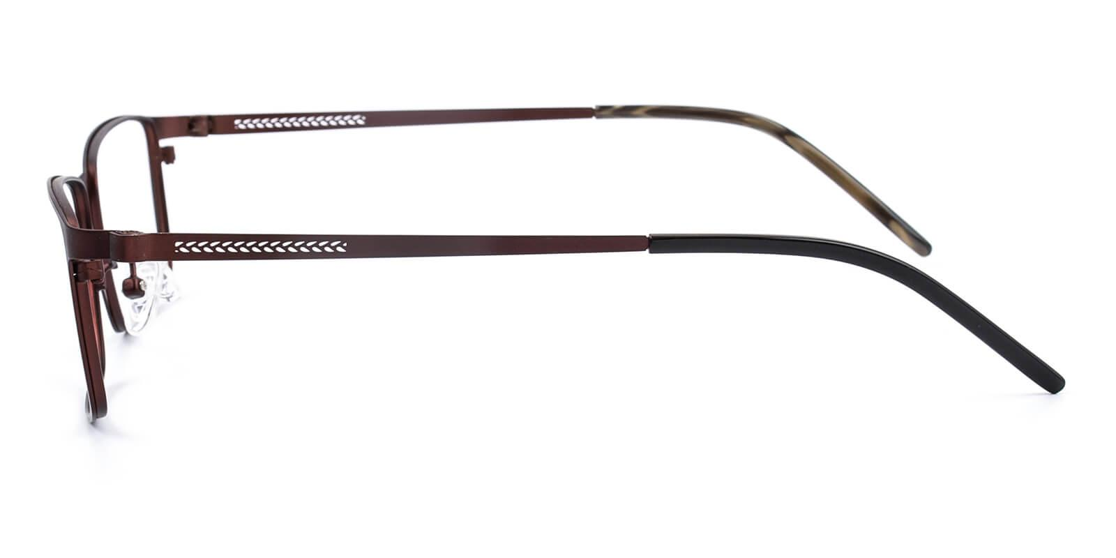 Pansney-Brown-Rectangle-Metal-Eyeglasses-additional3