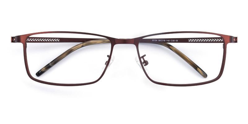Pansney-Brown-Eyeglasses