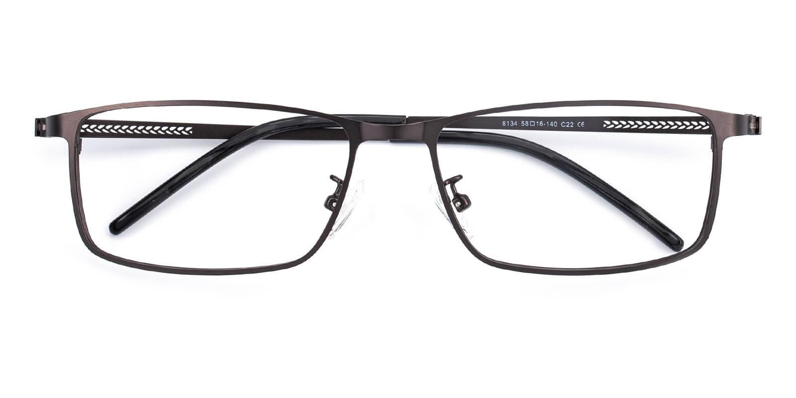 Pansney-Gun-Rectangle-Metal-Eyeglasses-detail