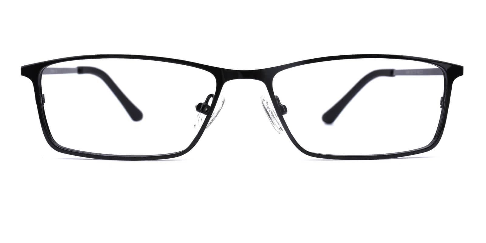 Wildfire-Black-Rectangle-Metal-Eyeglasses-additional2
