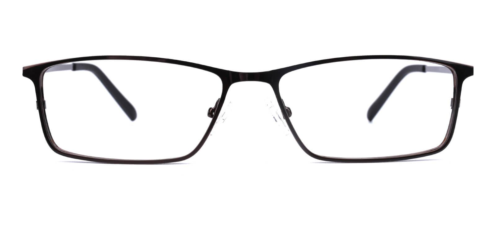 Wildfire-Brown-Rectangle-Metal-Eyeglasses-additional2