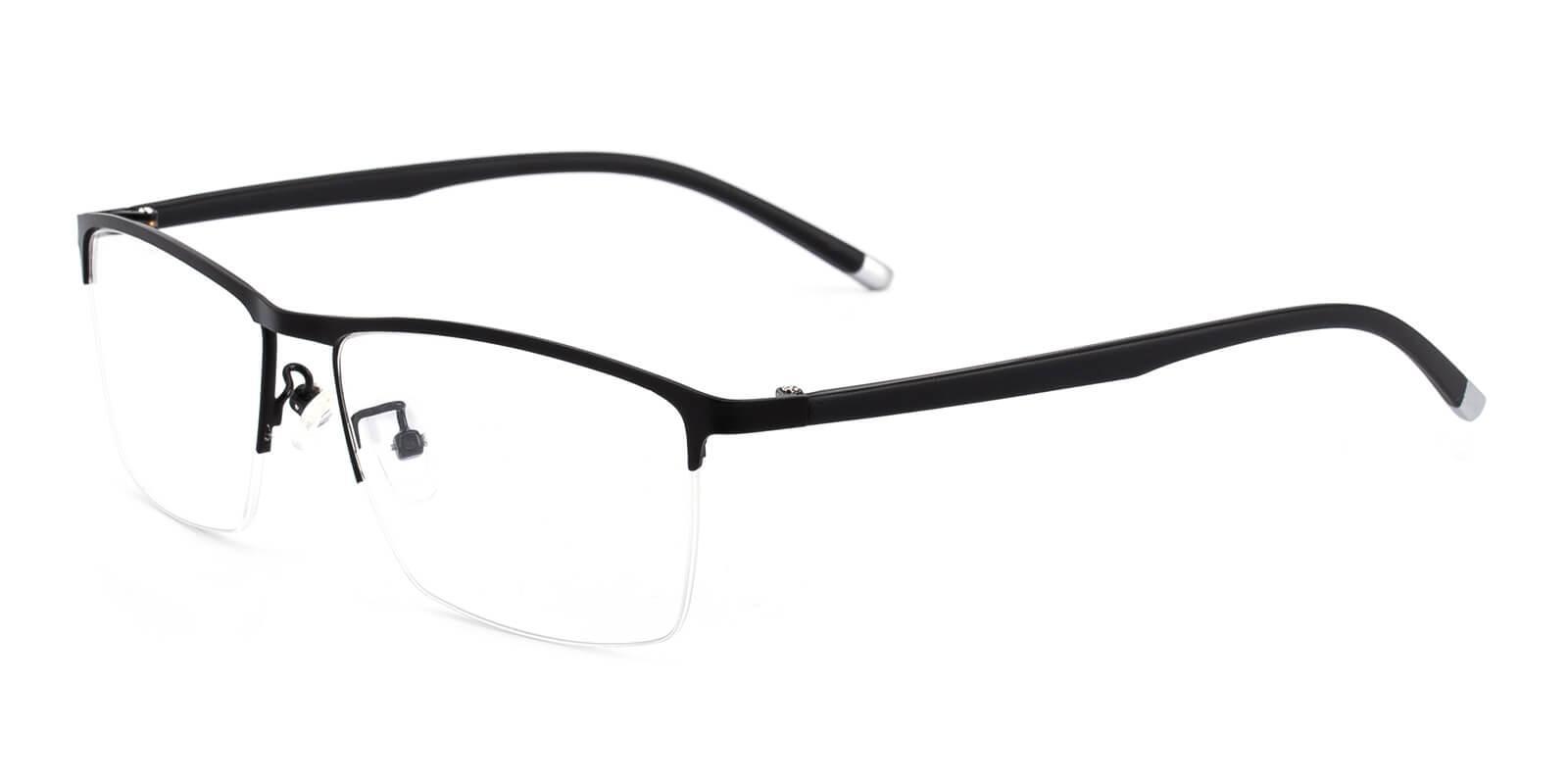 Simon-Black-Rectangle-Metal-Eyeglasses-additional1