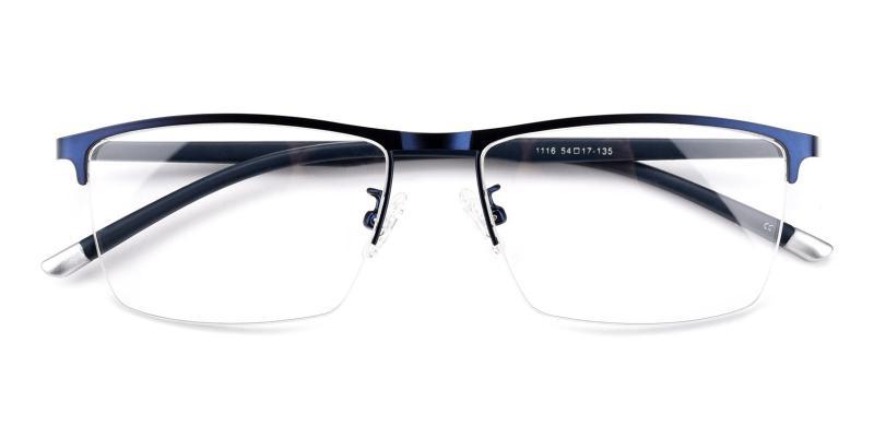 Simon-Blue-Eyeglasses
