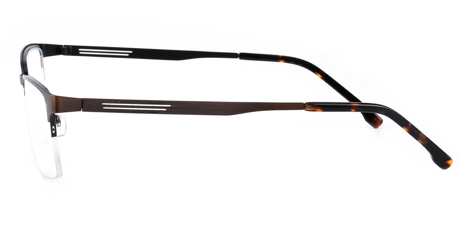 Emmptie-Brown-Rectangle-Metal-Eyeglasses-additional3