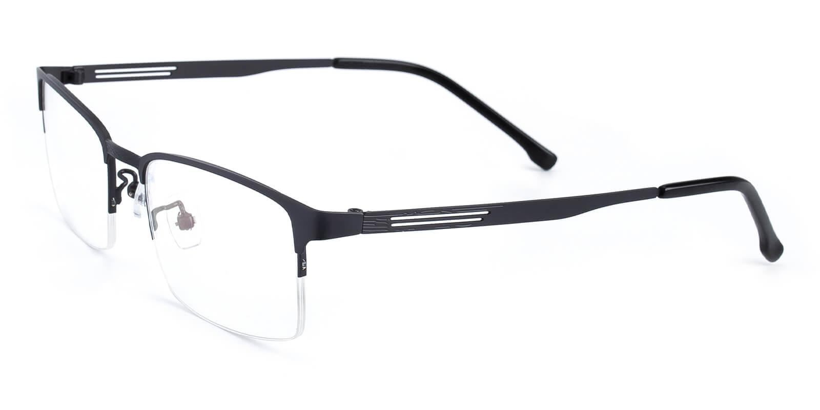 Emmptie-Gun-Rectangle-Metal-Eyeglasses-detail