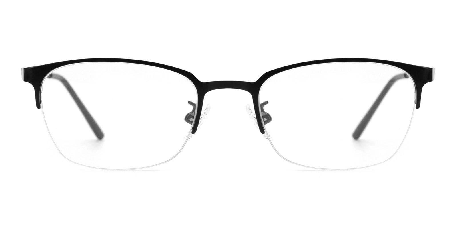 Wavain-Black-Rectangle-Metal-Eyeglasses-additional2