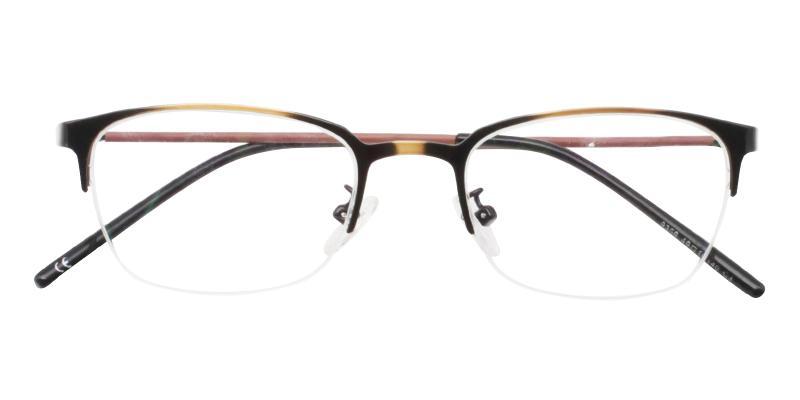 Wavain-Brown-Eyeglasses