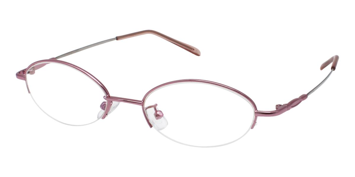 Anthony-Pink-Oval-Metal-Eyeglasses-additional1