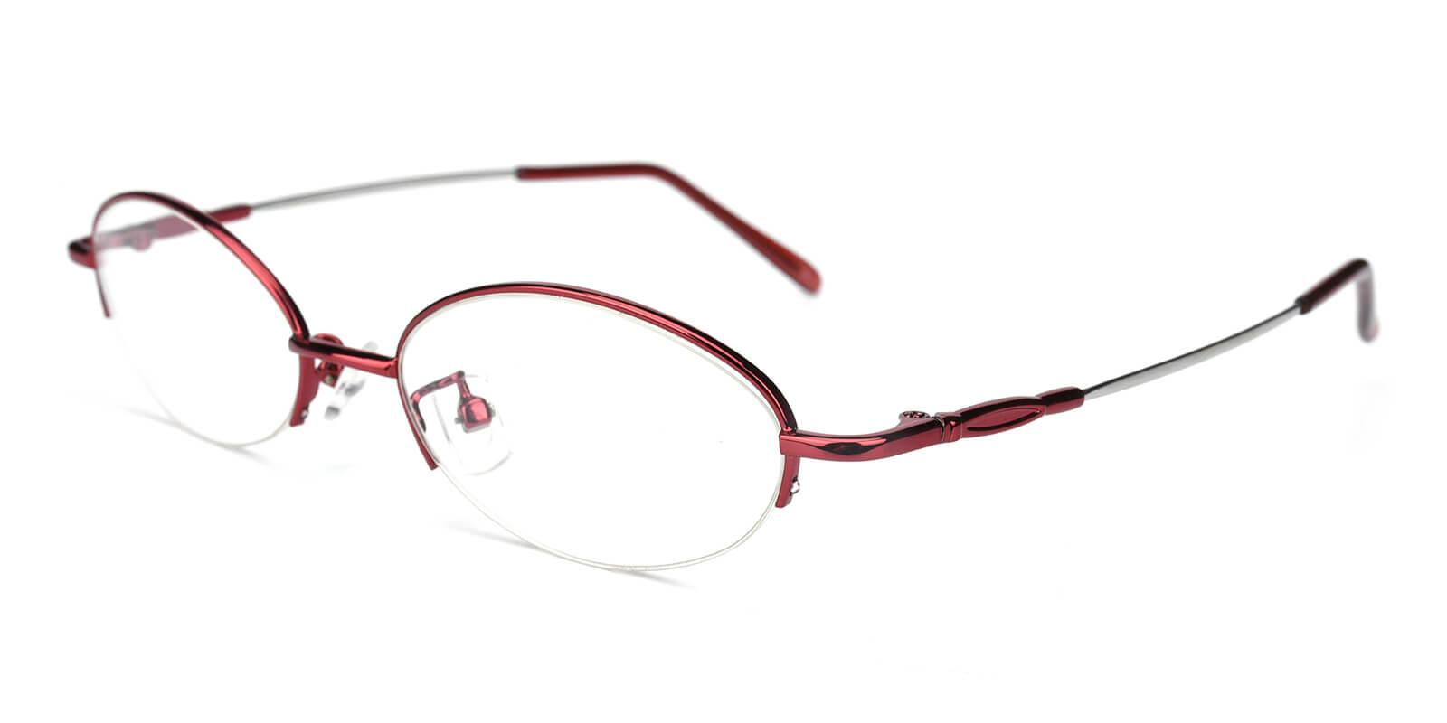 Anthony-Red-Oval-Metal-Eyeglasses-additional1