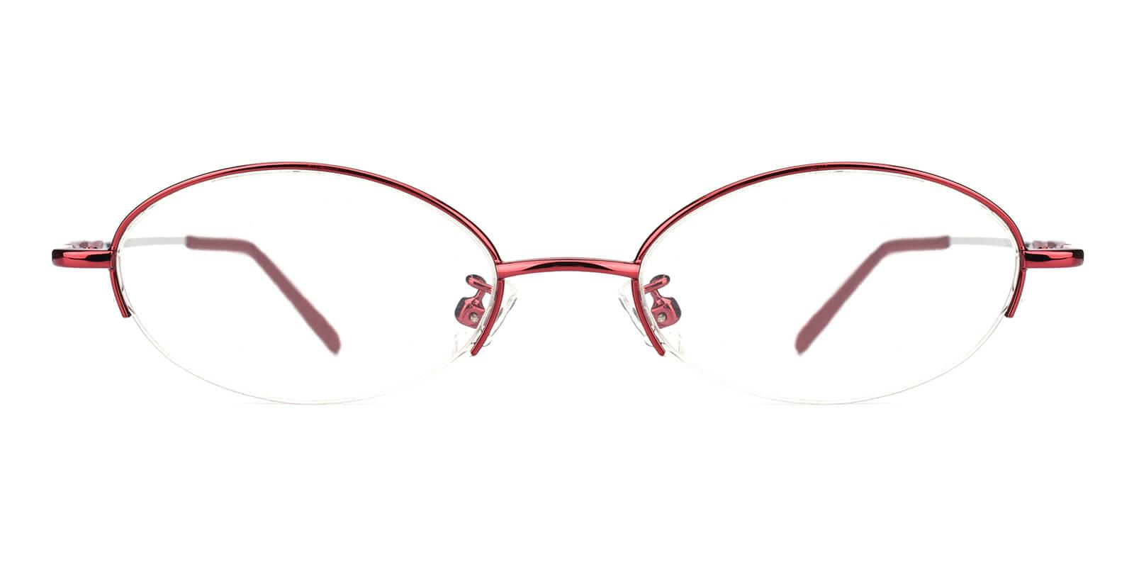 Anthony-Red-Oval-Metal-Eyeglasses-additional2