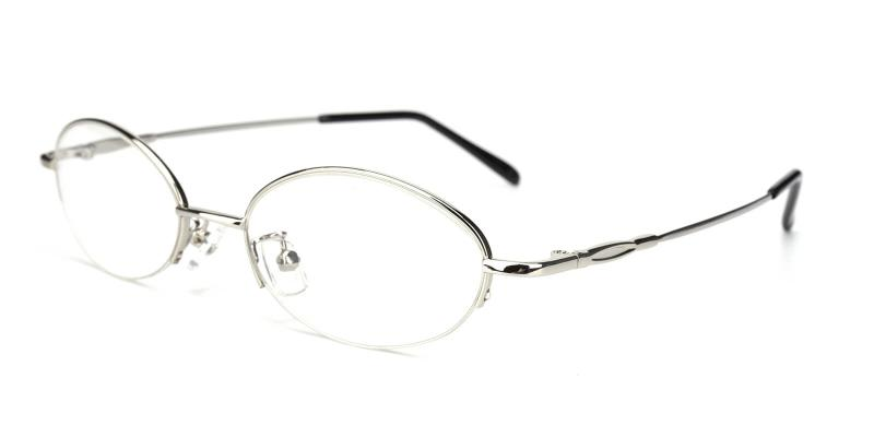 Anthony-Silver-Eyeglasses
