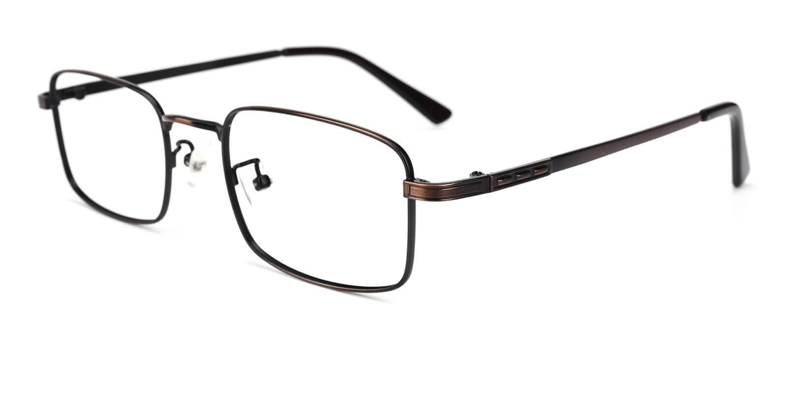 Edmonton-Brown-Rectangle-Metal-Eyeglasses-additional1