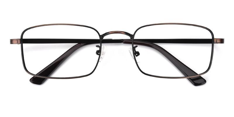 Edmonton-Brown-Eyeglasses / NosePads