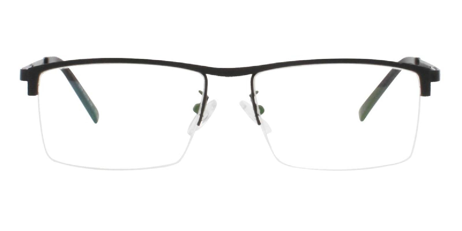 Rally-Black-Rectangle-Metal-Eyeglasses-additional2