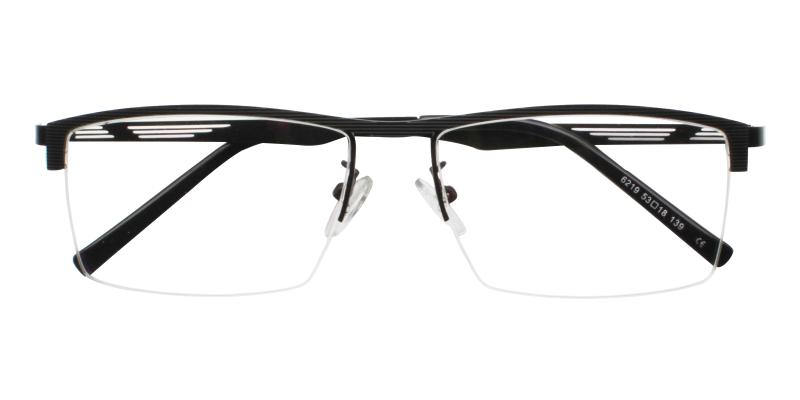 Rally-Black-Eyeglasses