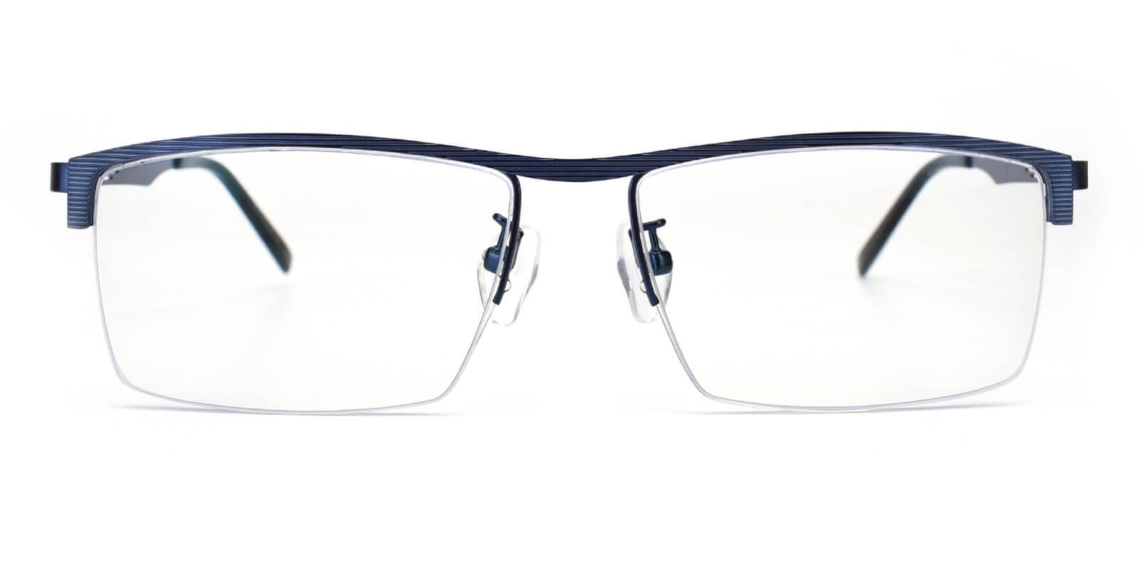 Rally-Blue-Rectangle-Metal-Eyeglasses-additional2