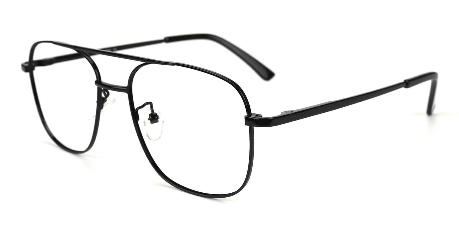 Sally-Black-Aviator-Metal-Eyeglasses-additional1