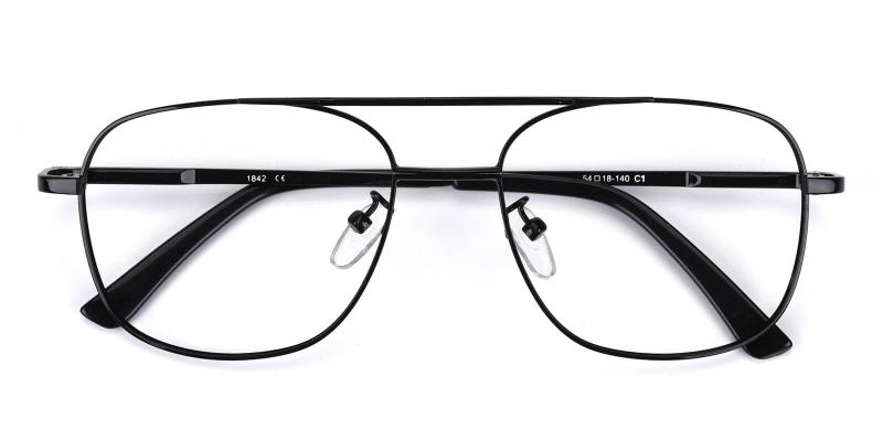 Sally-Black-Eyeglasses