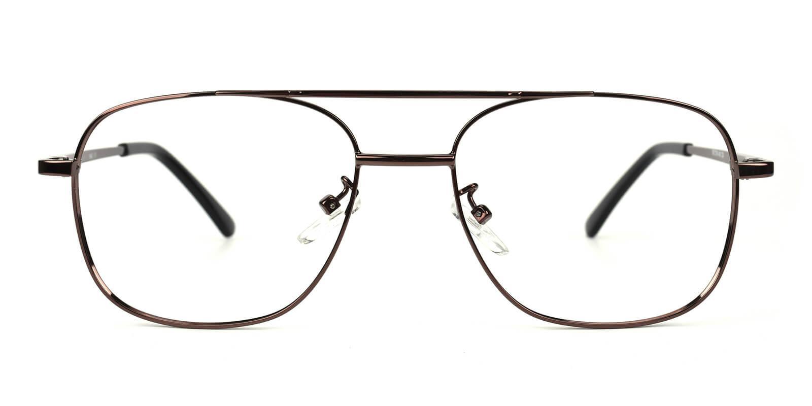 Sally-Brown-Aviator-Metal-Eyeglasses-detail