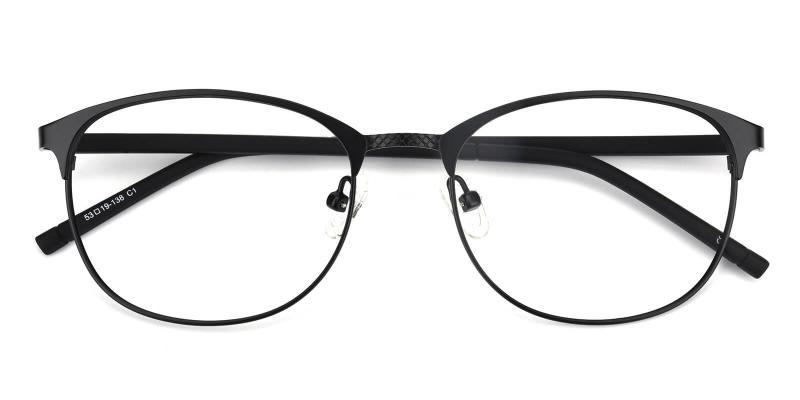 Gorge-Black-Eyeglasses