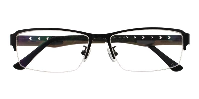 Blean-Black-Eyeglasses