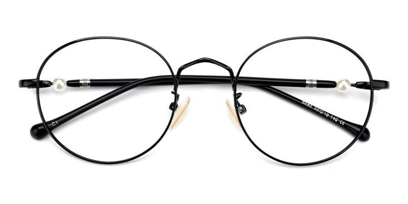 Oswego-Black-Eyeglasses