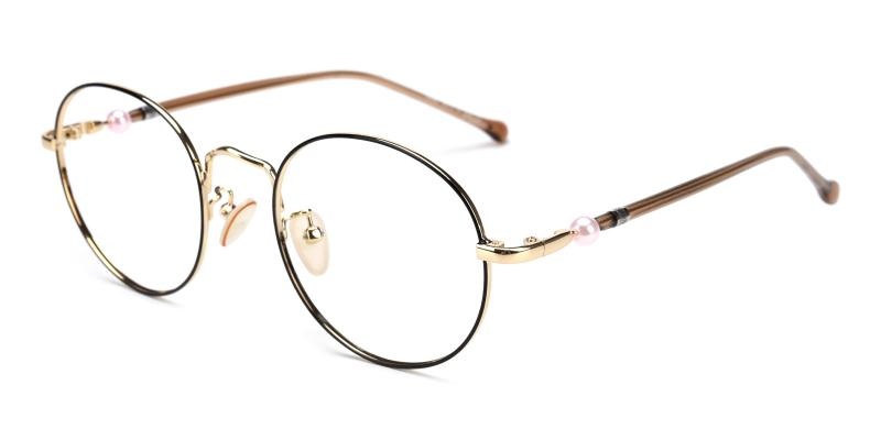 Oswego-Gold-Eyeglasses