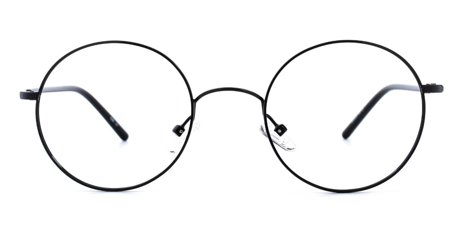 Madison-Black-Round-Metal-Eyeglasses-additional2