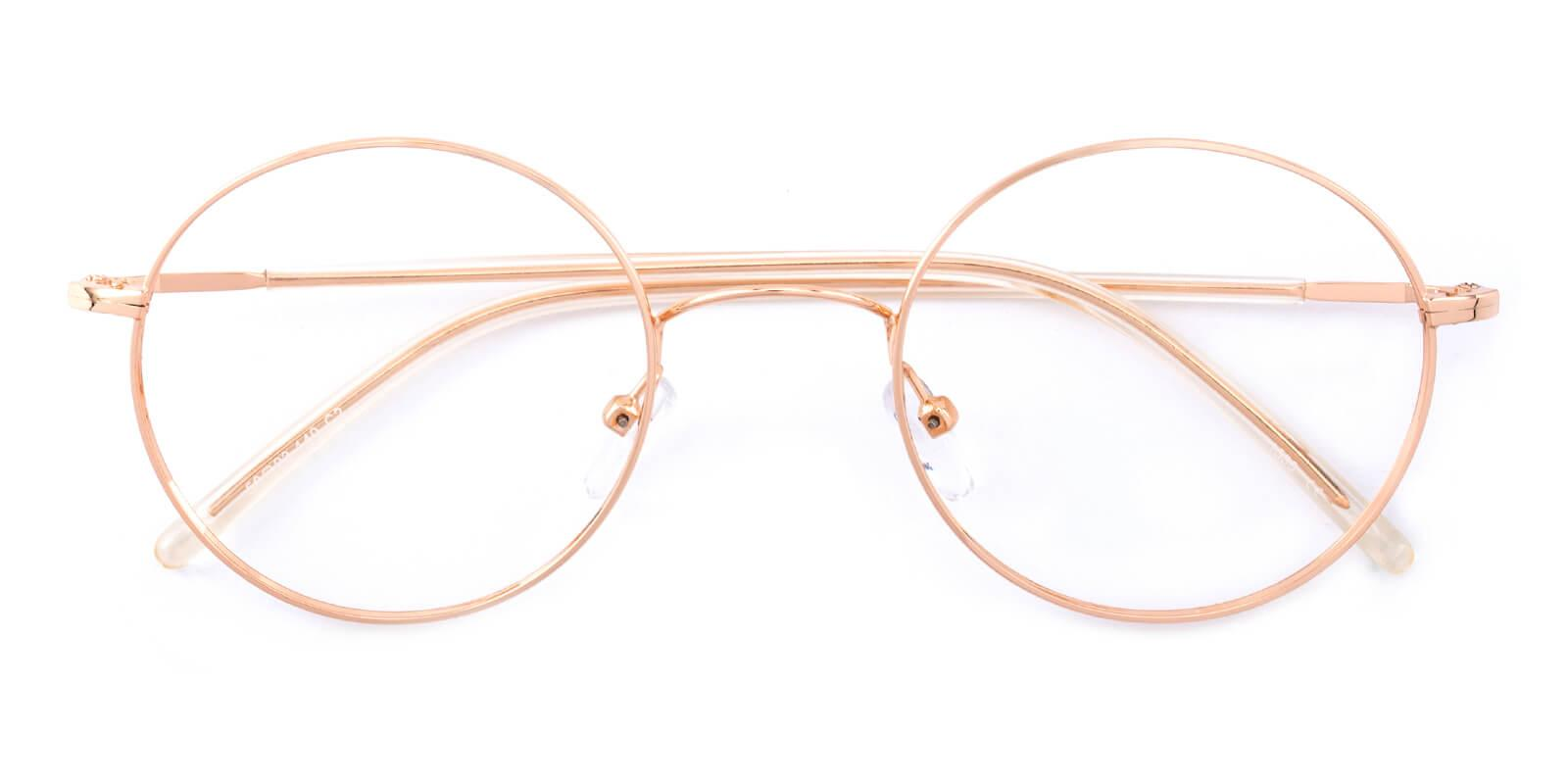 Maddy-Gold-Round-Metal-Eyeglasses-detail