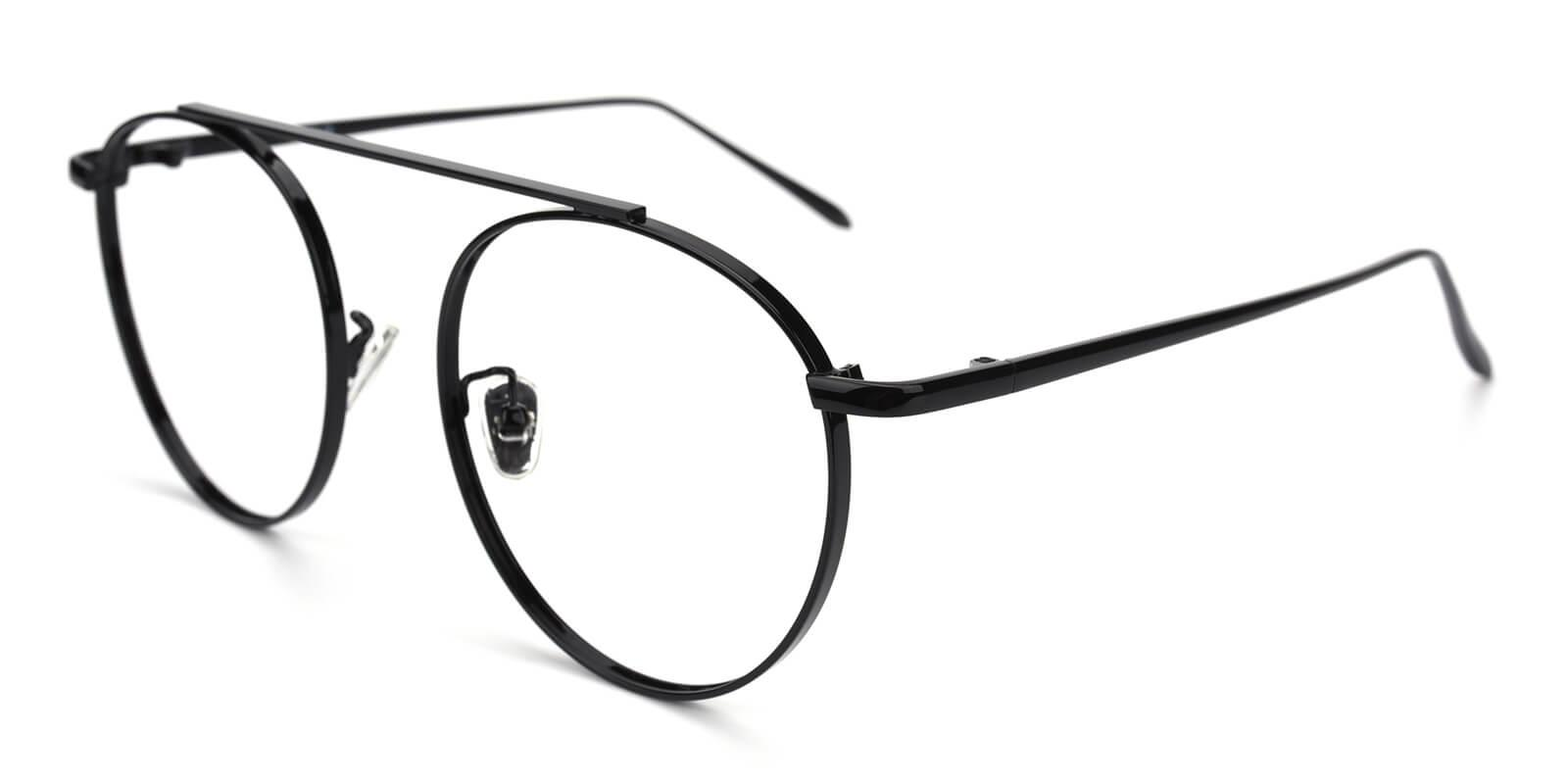 Eos-Black-Aviator-Metal-Eyeglasses-additional1