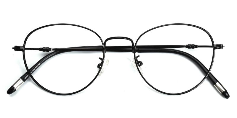 Sadie-Black-Eyeglasses