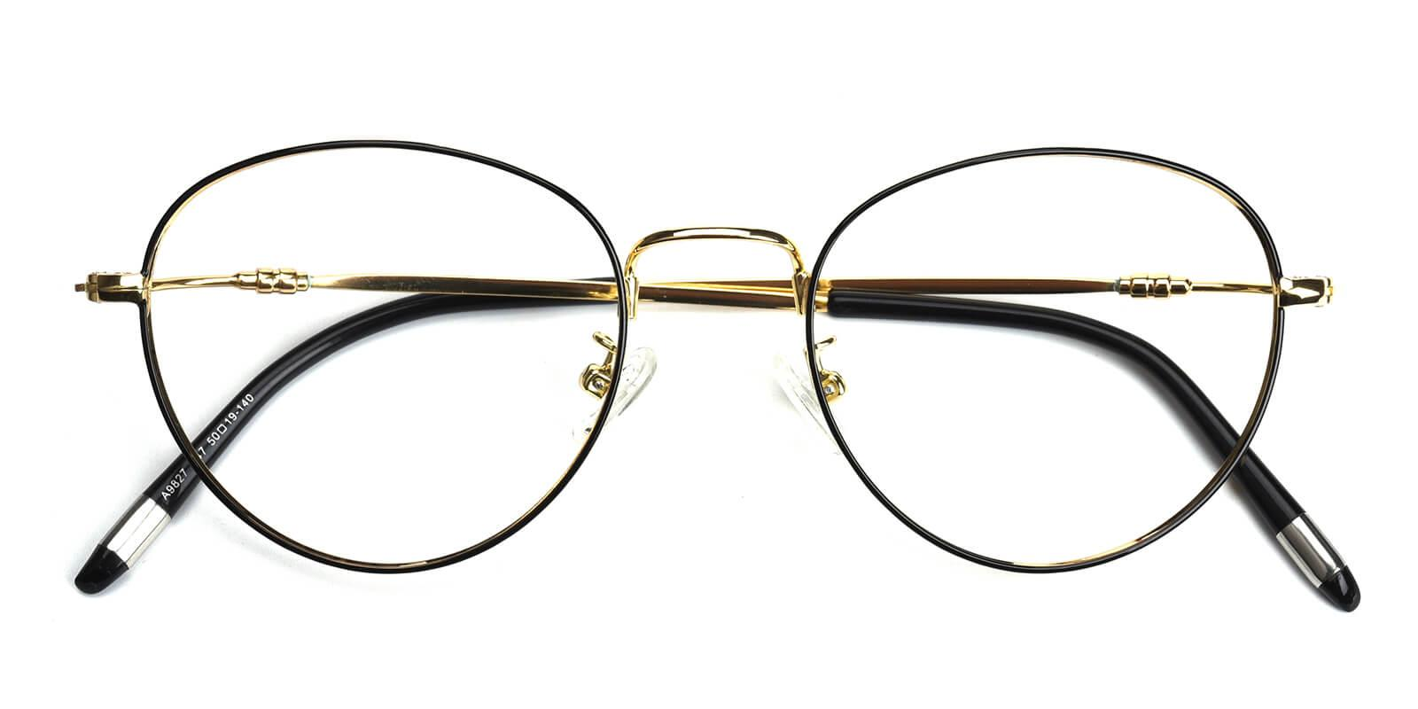 Sadie-Multicolor-Round-Metal-Eyeglasses-detail