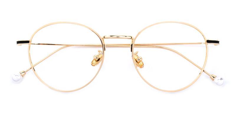 Frail-Gold-Eyeglasses