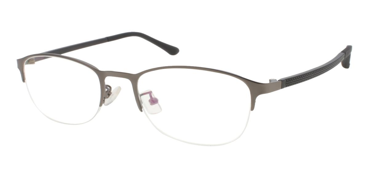 Cora-Gun-Rectangle-Metal-Eyeglasses-detail