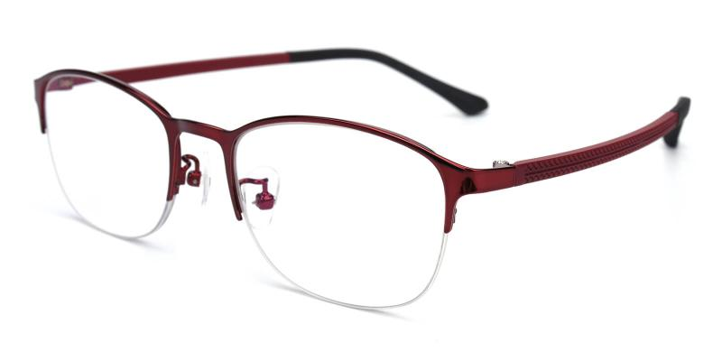 Cora-Red-Eyeglasses