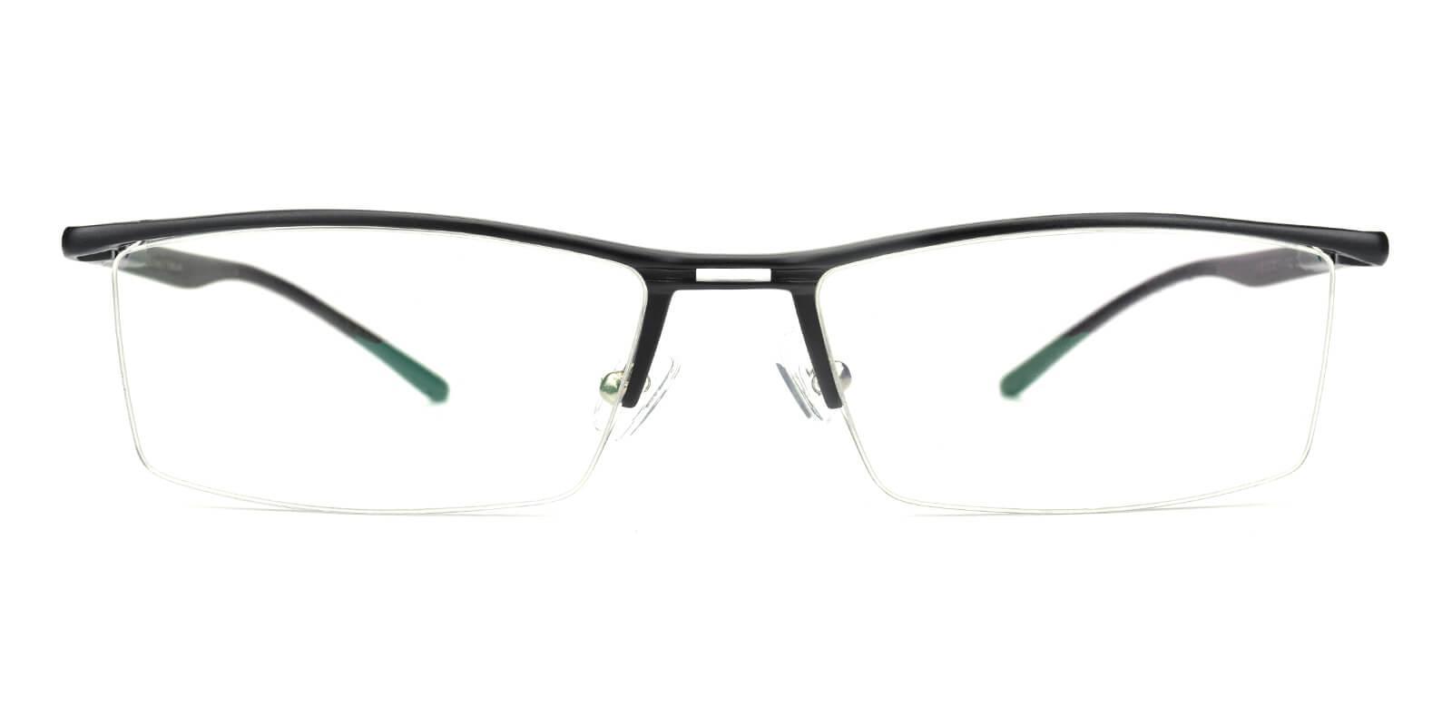 Metalla-Gun-Rectangle-Metal-Eyeglasses-detail