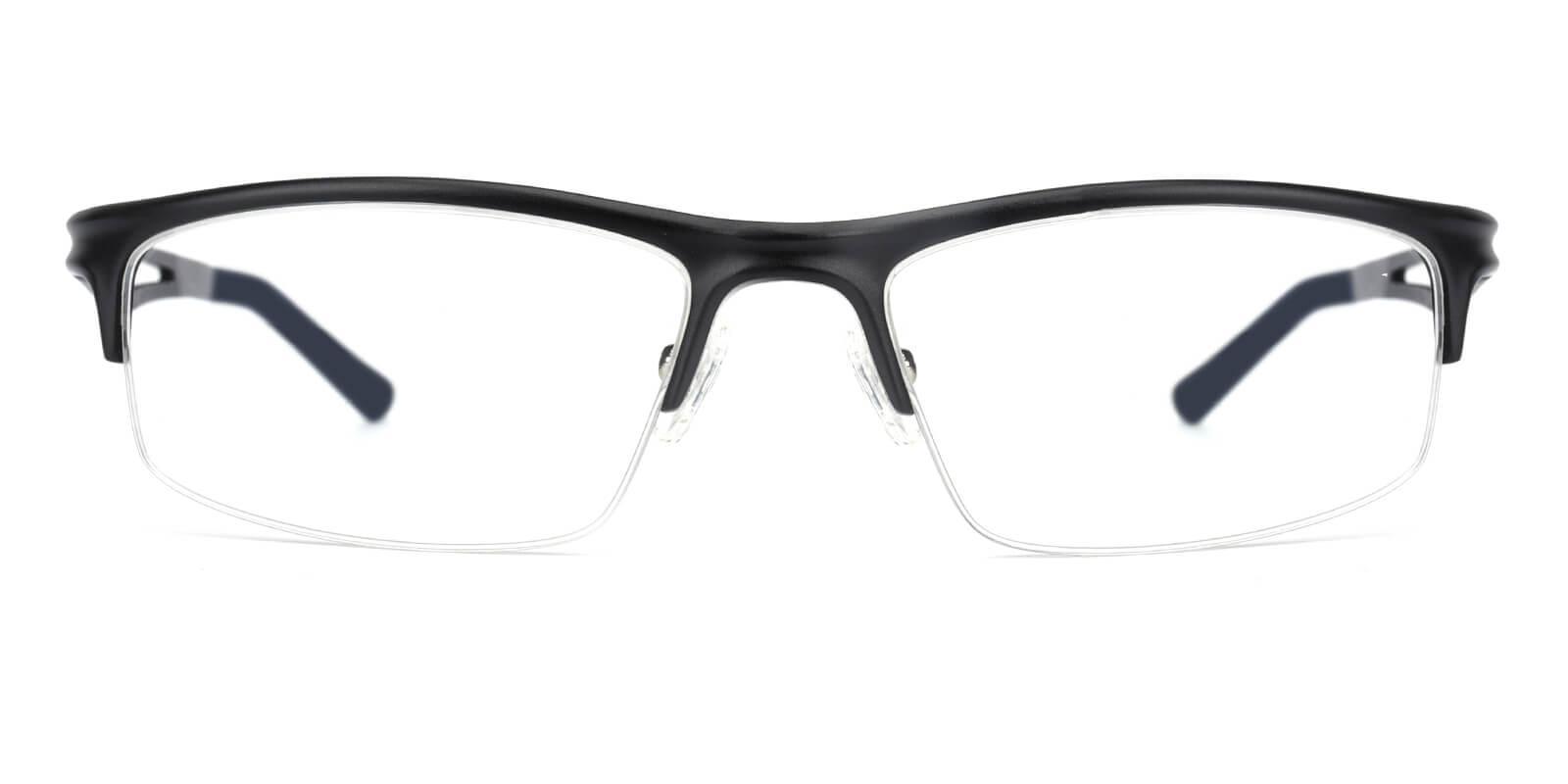 Muhammad-Black-Rectangle-Metal-Eyeglasses-additional2
