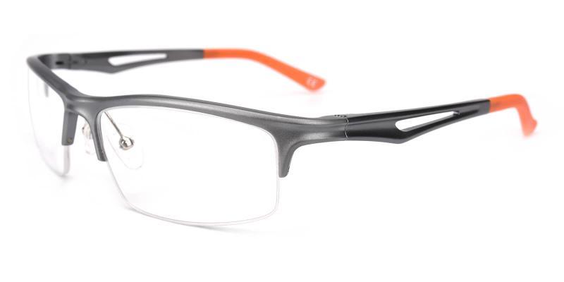 Muhammad-Gun-Eyeglasses / NosePads / SpringHinges