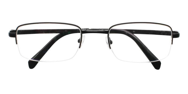 Andrew-Black-Eyeglasses