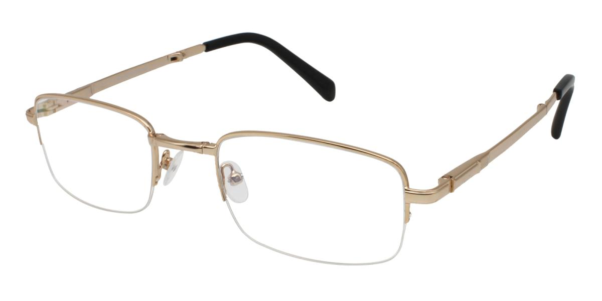 Andrew-Gold-Rectangle-Metal-Eyeglasses-additional1