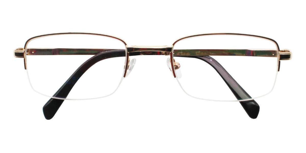 Andrew-Gold-Rectangle-Metal-Eyeglasses-detail