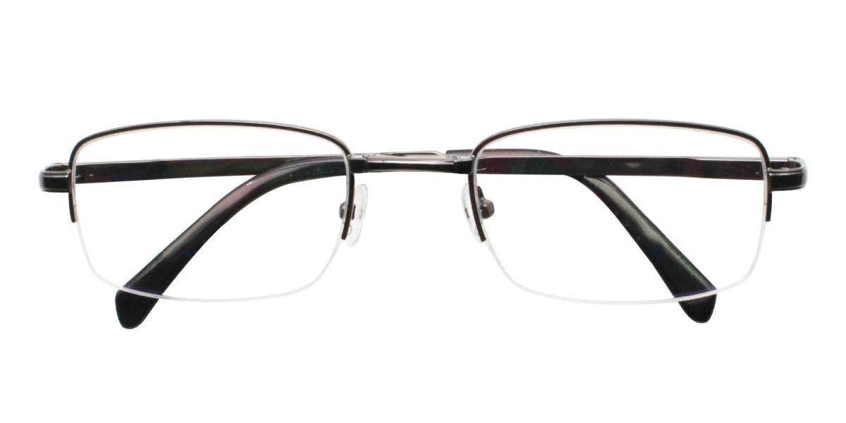 Andrew-Gun-Rectangle-Metal-Eyeglasses-detail