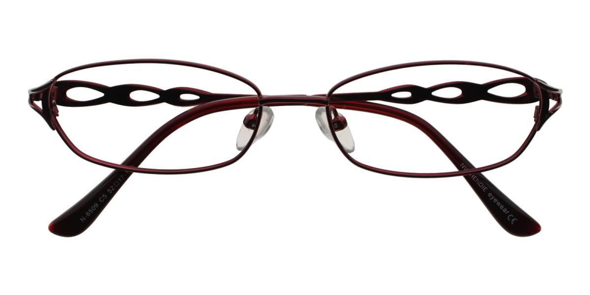 -Red-Rectangle-Metal-Eyeglasses-additional2