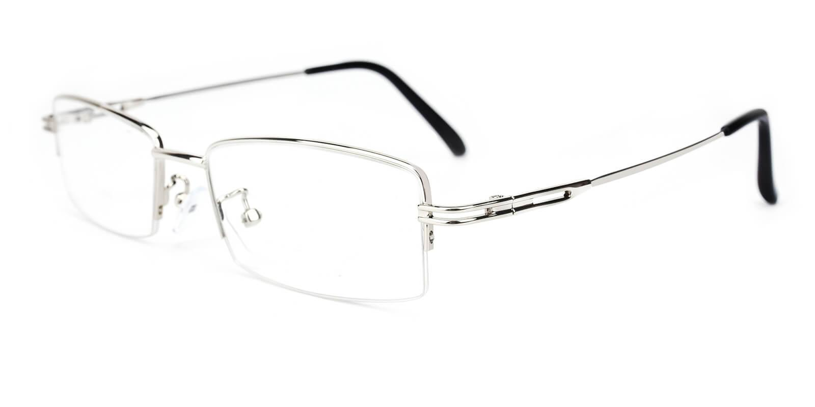 Studio-Silver-Rectangle-Metal-Eyeglasses-additional1