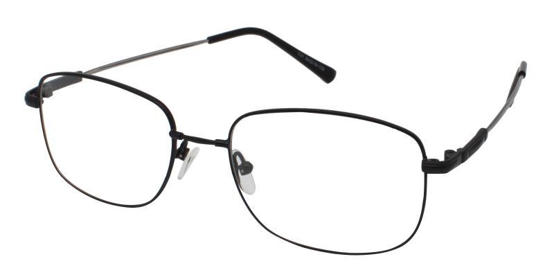 Twist-Black-Eyeglasses