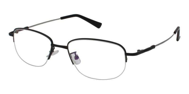 Recial-Black-Eyeglasses