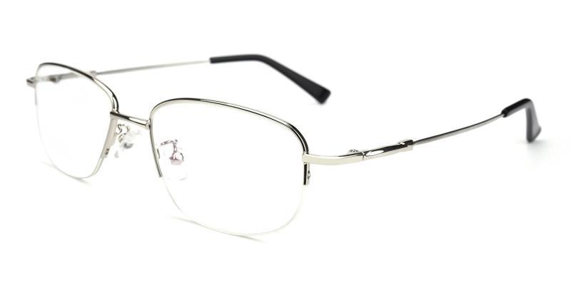 Recial-Silver-Eyeglasses