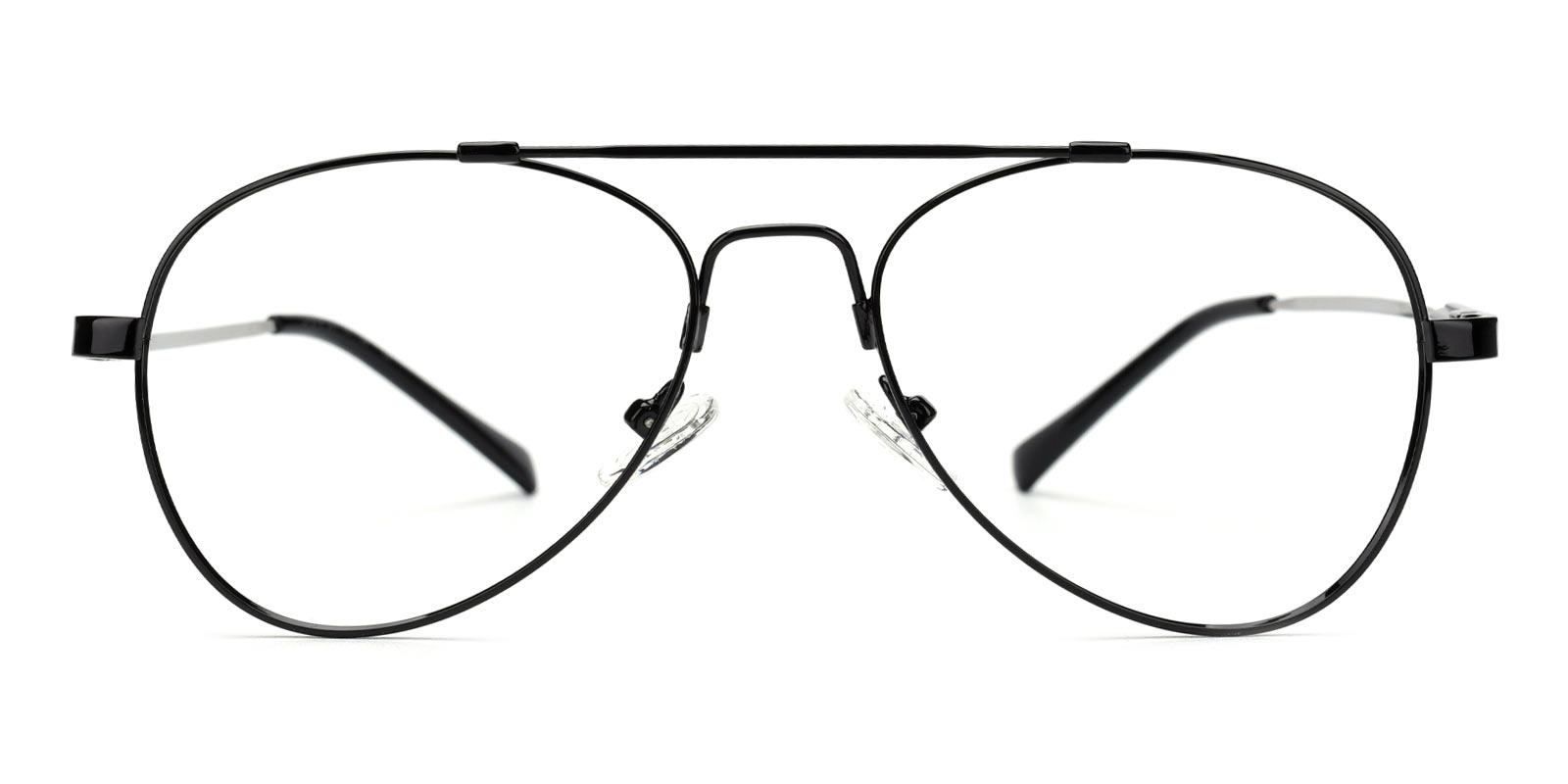 Nantes-Black-Aviator-Metal-Eyeglasses-additional2