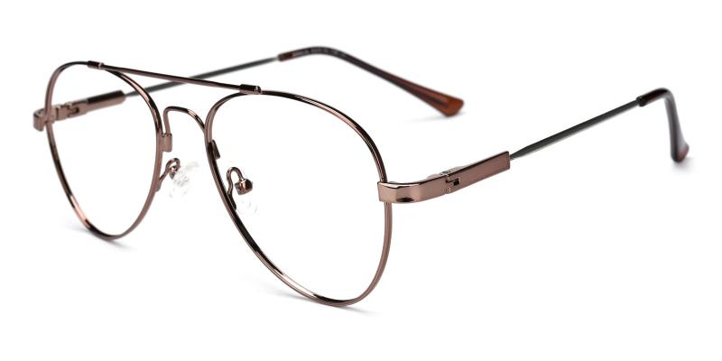 Nantes-Brown-Eyeglasses