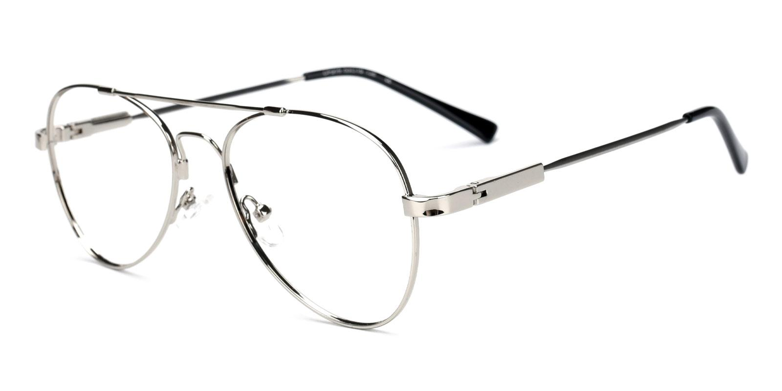 Nantes-Silver-Aviator-Metal-Eyeglasses-detail